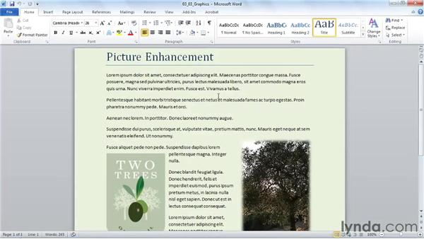 : Word 2010 New Features