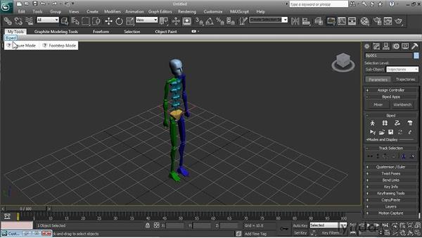 Customizing the Modeling Ribbon  : 3ds Max 2011 New Features