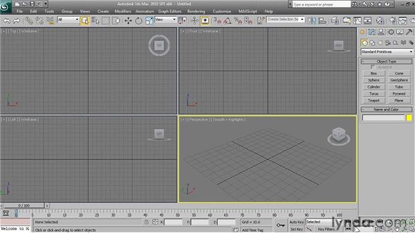 : 3ds Max 2011 New Features