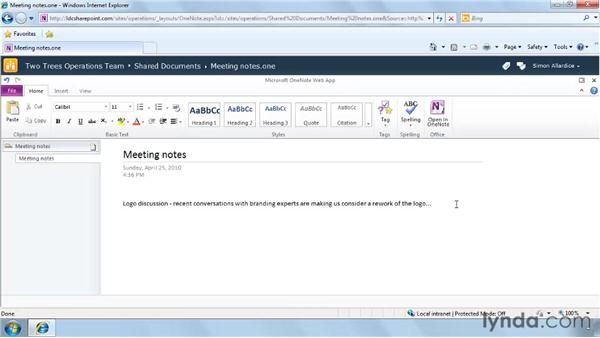 Integrating Office Web Apps: SharePoint 2010 New Features