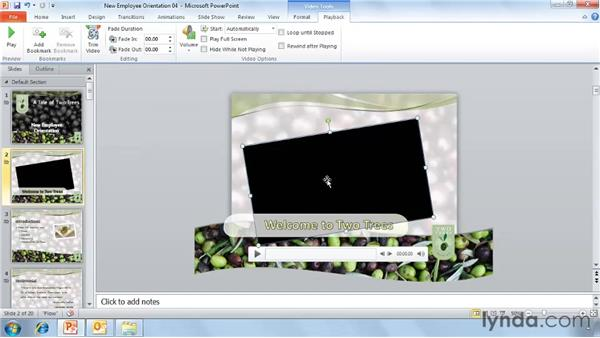 : PowerPoint 2010 New Features