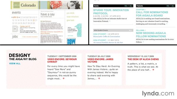 The value and vision of AIGA: lynda.com Presents: AIGA