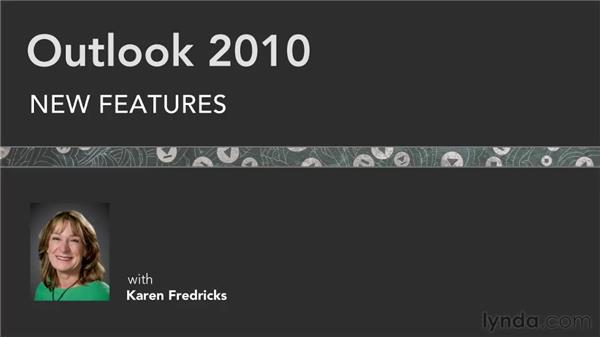 Goodbye: Outlook 2010 New Features