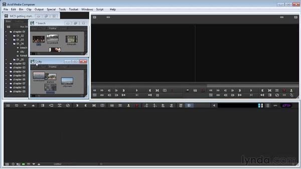 : Avid Media Composer 5 Getting Started