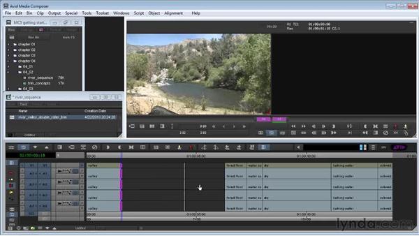 Understanding trim concepts: Avid Media Composer 5 Getting Started