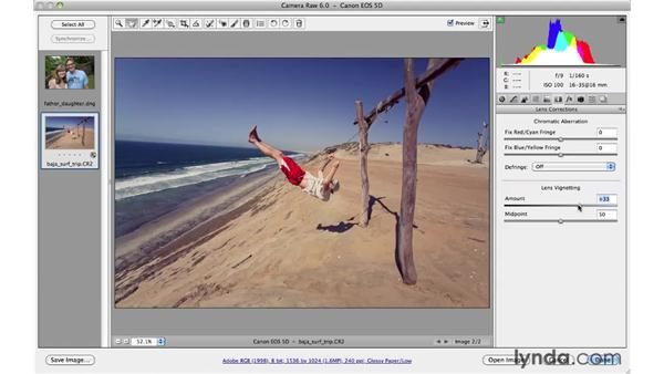 Creative color with the Camera Calibration controls: Photoshop CS5 for Photographers: Camera Raw 6