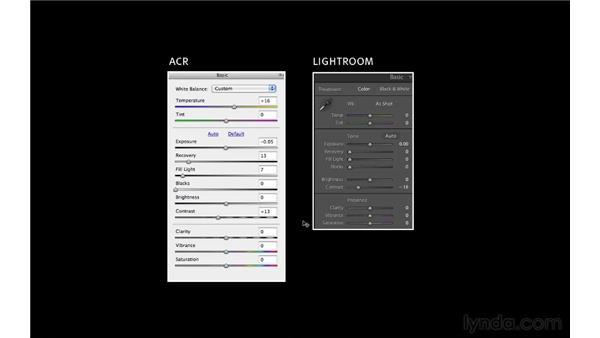 Camera Raw and Lightroom: Photoshop CS5 for Photographers: Camera Raw 6