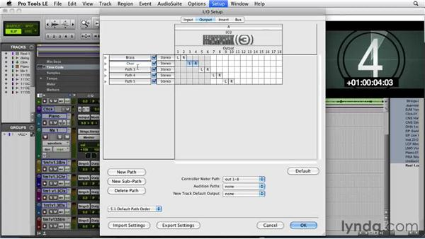 Making live recording guide sessions and importing guide tracks: Film Scoring with Pro Tools