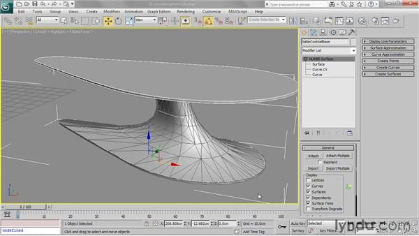 Surveying different modeling methods: 3ds Max 2011 Essential Training