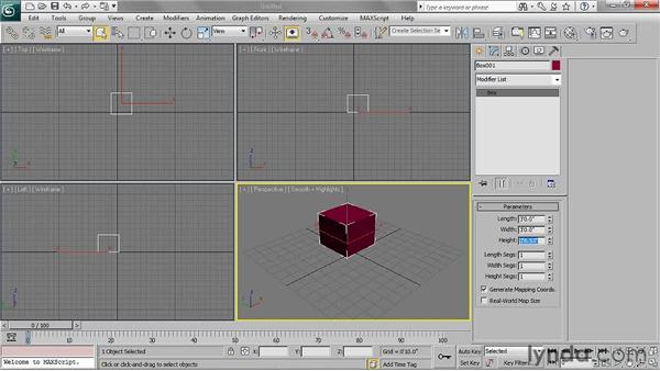 Setting units: 3ds Max 2011 Essential Training