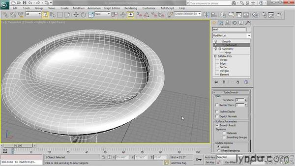 : 3ds Max 2011 Essential Training