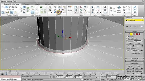 Constraining sub-object transforms: 3ds Max 2011 Essential Training