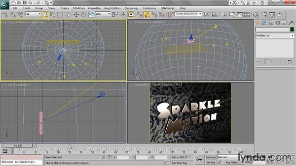 Setting time configuration: 3ds Max 2011 Essential Training