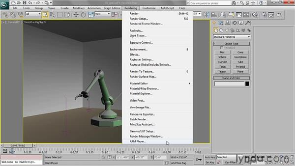Understanding particle systems: 3ds Max 2011 Essential Training