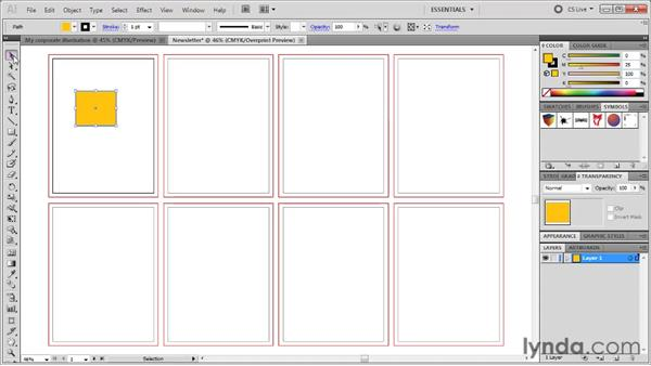 Saving a custom New Document profile: Illustrator CS5 One-on-One: Fundamentals