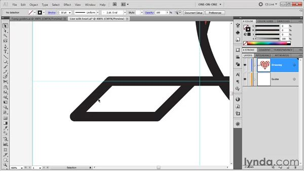 Constrain, Clone, and Distribute: Illustrator CS5 One-on-One: Fundamentals
