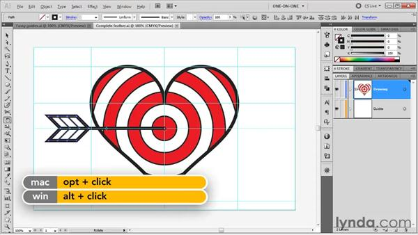 Rotate, Fill, and Stack: Illustrator CS5 One-on-One: Fundamentals