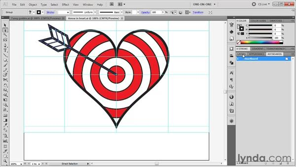 Using the Artboard Options dialog box: Illustrator CS5 One-on-One: Fundamentals