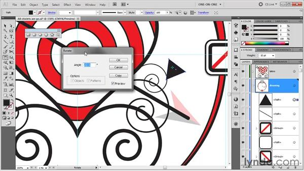 The Polygon tool and the Add Anchor Points command: Illustrator CS5 One-on-One: Fundamentals