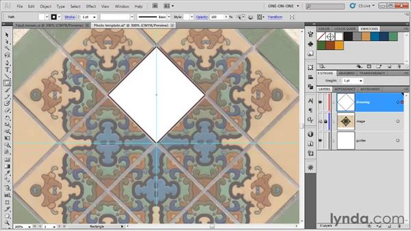 Draw, Move, and Duplicate: Illustrator CS5 One-on-One: Fundamentals