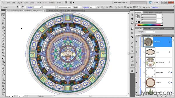 Saving a variable-width profile: Illustrator CS5 One-on-One: Fundamentals