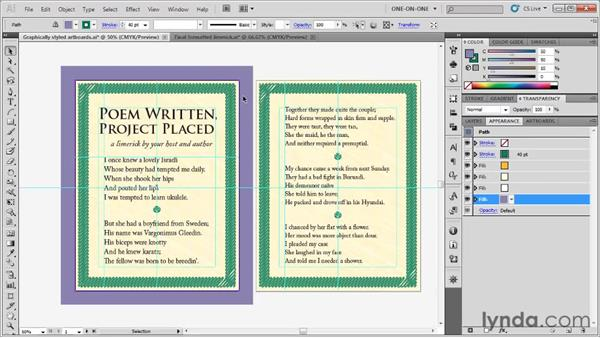 Offset Path and Scribble effects: Illustrator CS5 One-on-One: Fundamentals