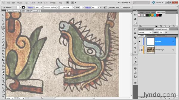 Drawing a straight-sided path: Illustrator CS5 One-on-One: Fundamentals