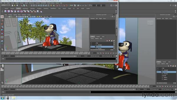A note on screen resolution: Maya 2011 Essential Training