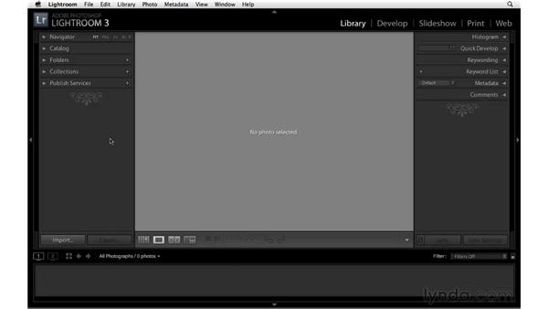 Upgrading Lightroom 2 catalogs: Lightroom 3 New Features