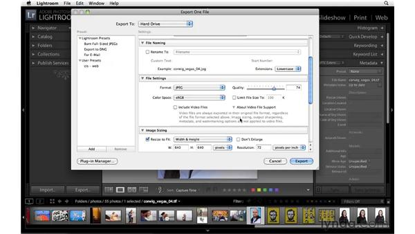 : Lightroom 3 New Features