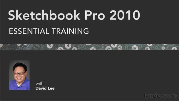 Goodbye: SketchBook Pro 2010 Essential Training