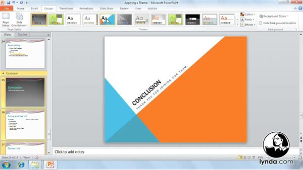 Welcome: PowerPoint 2010 Essential Training