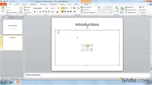 : PowerPoint 2010 Essential Training
