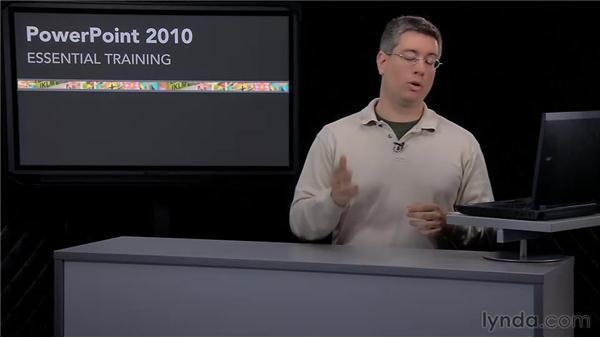 Goodbye: PowerPoint 2010 Essential Training
