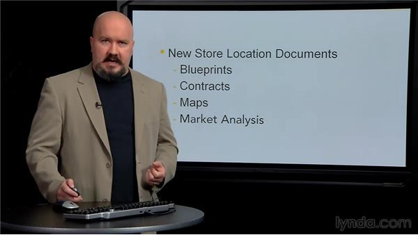 What are document sets?: SharePoint 2010 Essential Training