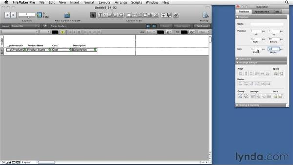 Printing in different views: FileMaker Pro 11 Essential Training
