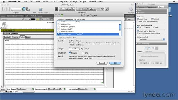 : FileMaker Pro 11 Essential Training