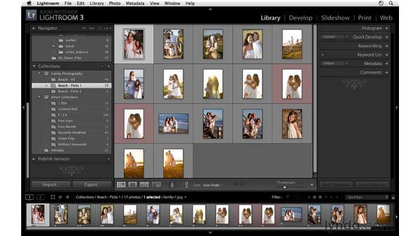 Renaming images: Lightroom 3 Essential Training