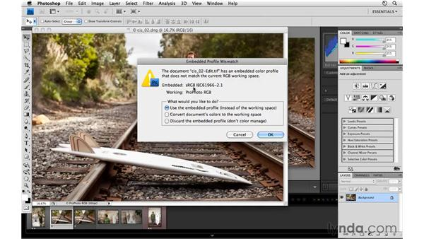 Editing preferences: Lightroom 3 Essential Training