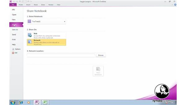 Welcome: OneNote 2010 Essential Training