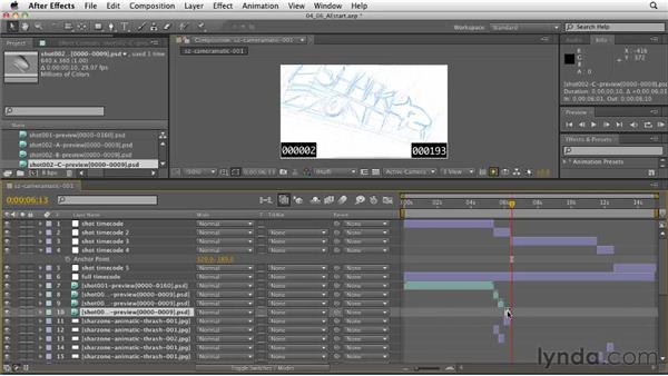 Assembling the cameramatic: CINEMA 4D: Designing a Promo