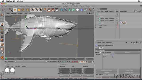 Understanding the rigging process: CINEMA 4D: Designing a Promo