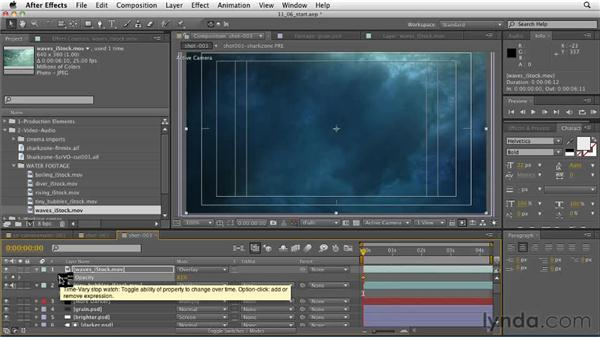 The hero shot: Using stock video footage to add character: CINEMA 4D: Designing a Promo