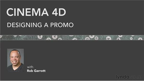 Goodbye: CINEMA 4D: Designing a Promo