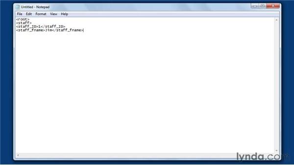 XML creation basics: InDesign CS5: Dynamic Publishing Workflows in XML