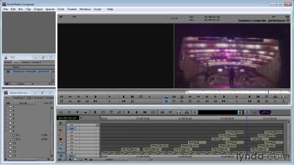 Understanding system performance: Avid Media Composer 5 Essential Training