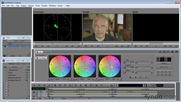: Avid Media Composer 5 Essential Training