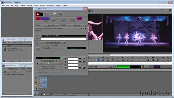 : Avid Media Composer 5 Essential Training