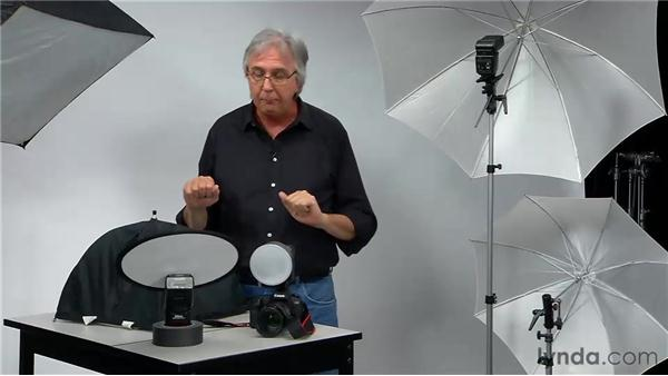 Understanding light modifier types and their use : Photo Assignment: Off-Camera Flash