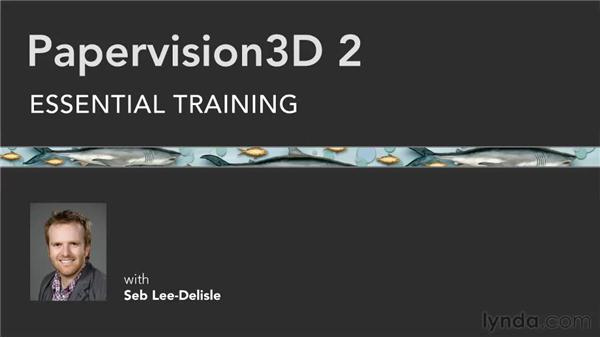 Goodbye: Papervision3D 2 Essential Training